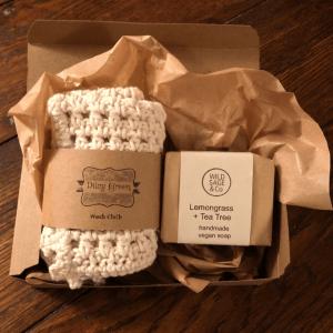 plastic free gift set