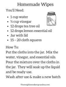 natural homemade cleaning recipes for the bathroom