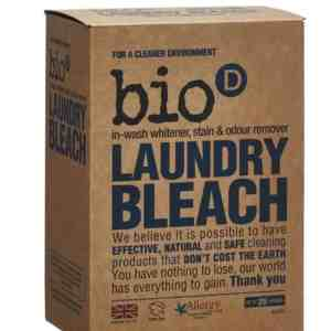 bio D laundry bleach