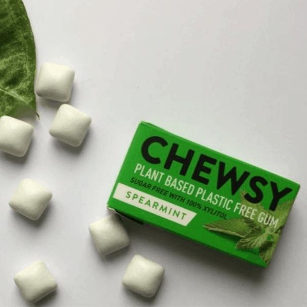 plastic-free gum