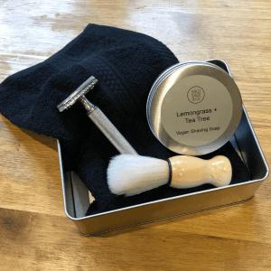 Zero Waste Shaving