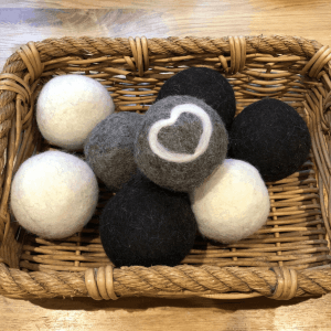 Felted Wool Dryer Ball