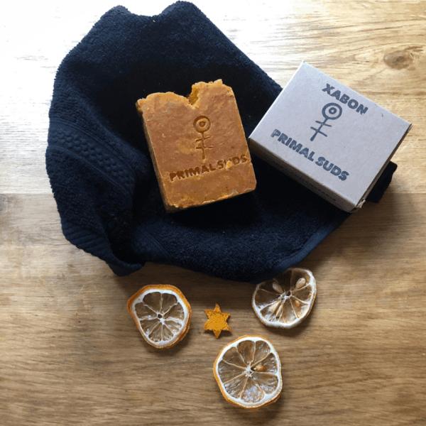 Plastic Free Men's Soap Box