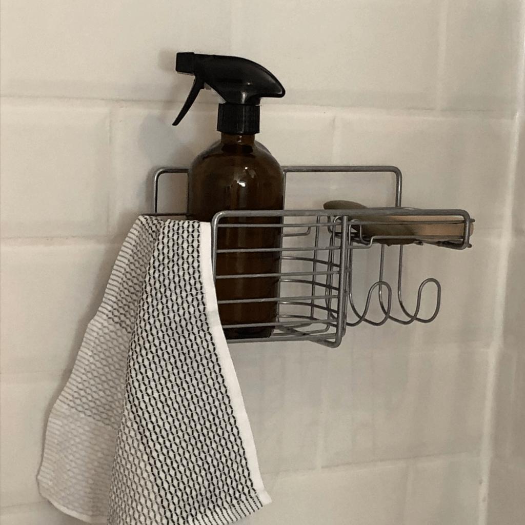 Citric acid to clean