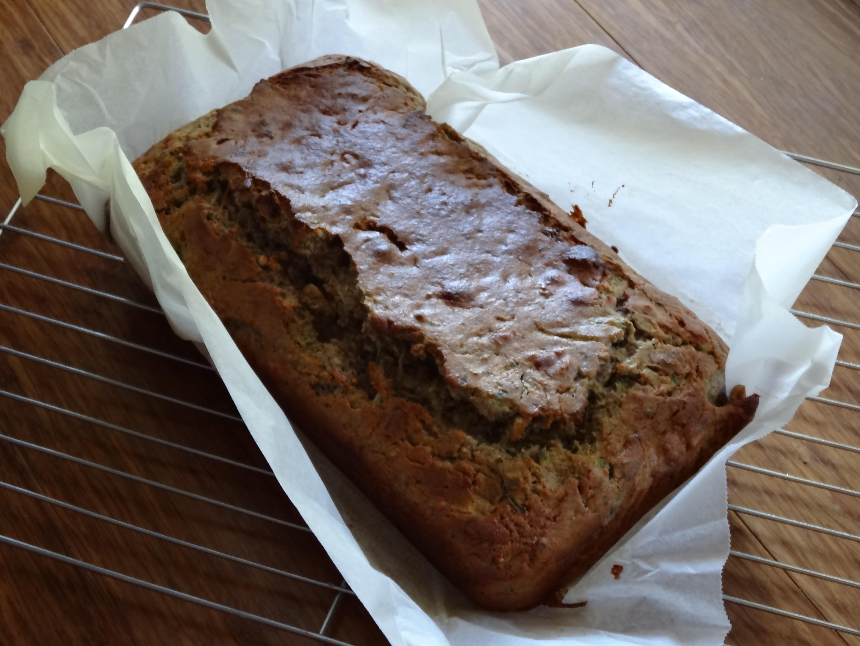 Hazelnut Zucchini Bread Recipe — Dishmaps