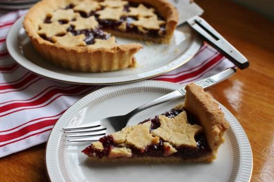 Linzer Torte | Gluten Free | Thoroughly Nourished Life