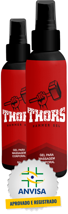 ➟Thors Hammer Gel-SIte Oficial