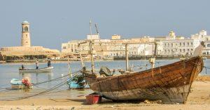 Oman waterfront