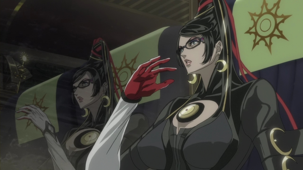 Bayonetta: Bloody Fate - The Movie