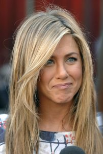 Jennifer Aniston Honored On The Hollywood Walk Of Fame