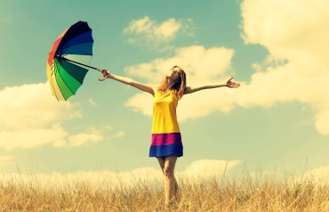 sunshine-sunny-rainbow-umbrella-happy-happiness-blue-skies-happy-clouds-yellow=grass