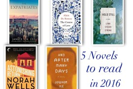 5 novels to read in 2016 chicks picks