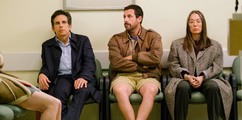 meyerowitzstories-adamsandler-benstiller-waitingroom-review-thoselondonchicks