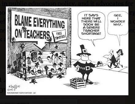 Progressive Charlestown: Why teachers quit