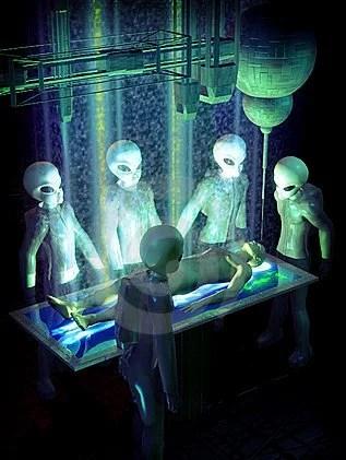 Alien Abduction Examination