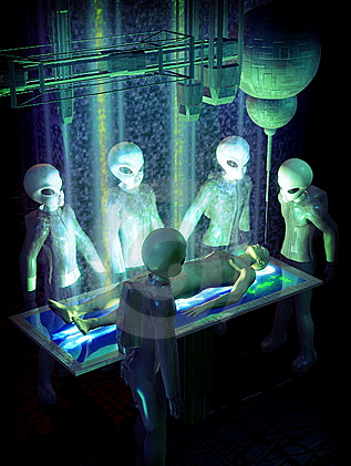 Alien Abduction Examination