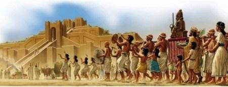 Sumeria-worship