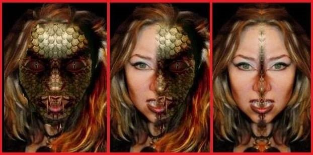 reptiliana-mutação