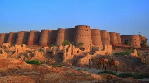 Drawar fort, Bhawalpur