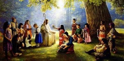 Cristoeascrianças