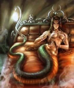 povo-serpente-ereshkigal
