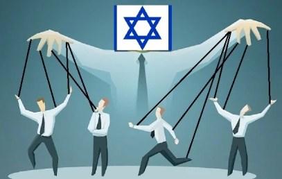 israel-manipulação