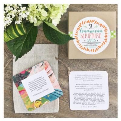 Scripture Conversation Cards