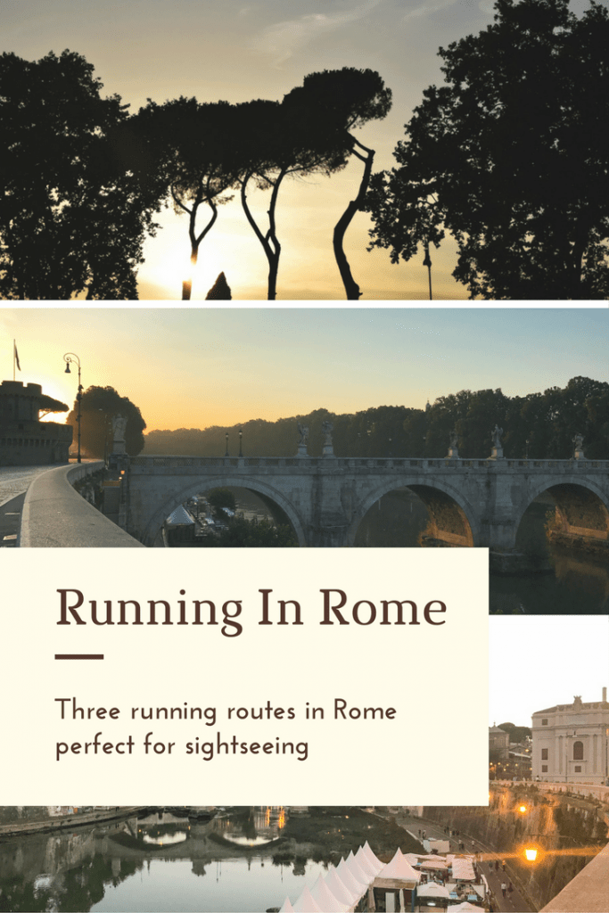 Best places to run in Rome