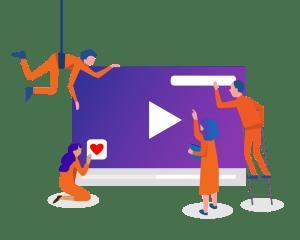 Video Testimonial Production Builder