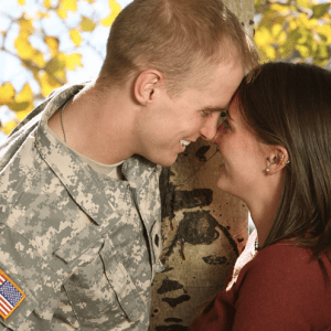 Support The Troops: Date A Combat Vet