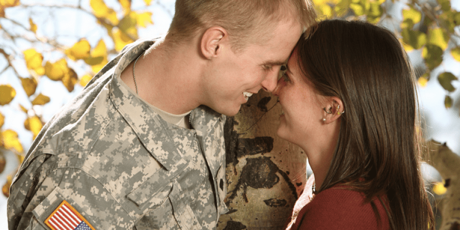 Support The Troops: Date A CombatVet