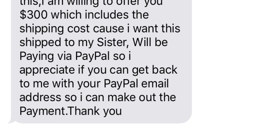 The Hilarious And Epic Way This Girl Handled A Craigslist Scammer Will Having You CheeringAlong