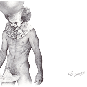 These Horror Villains With Hot Bodies Series Is Making Me Uncomfortable