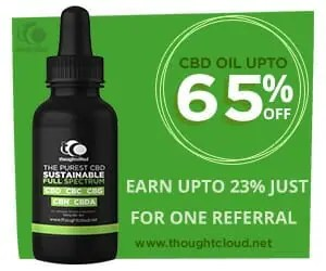 Thoughtcloud CBD