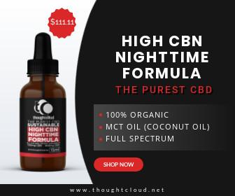 High CBN Nightime Formula