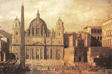 The Origin and Decline of the Papal States