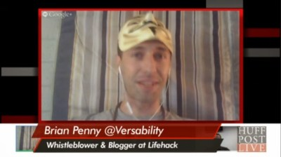 Brian Penny HuffPost Live