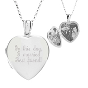 engraved lockets personalized lockets