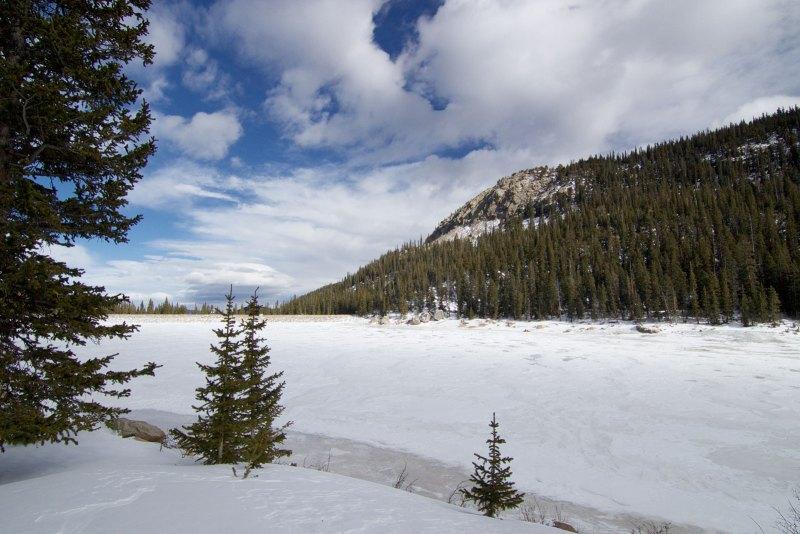 Idaho Springs Reservior