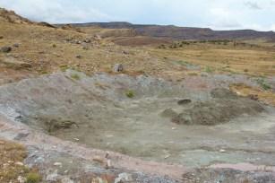 Active quarry
