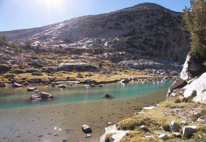 Headwaters of the Tuolumne River