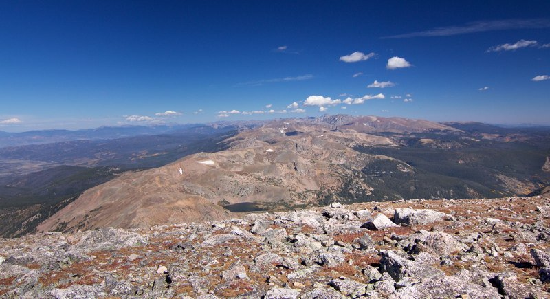 James Peak Summit