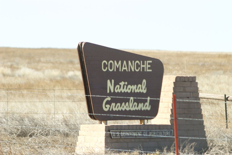 Comanche National Grasslands