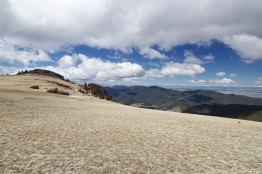 Saddle of Bison Peak