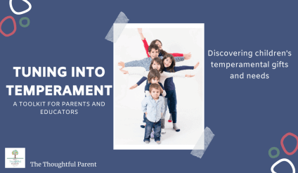 child temperament book