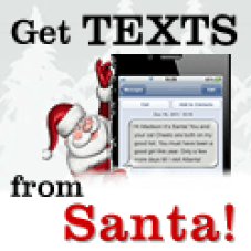 texts from Santa