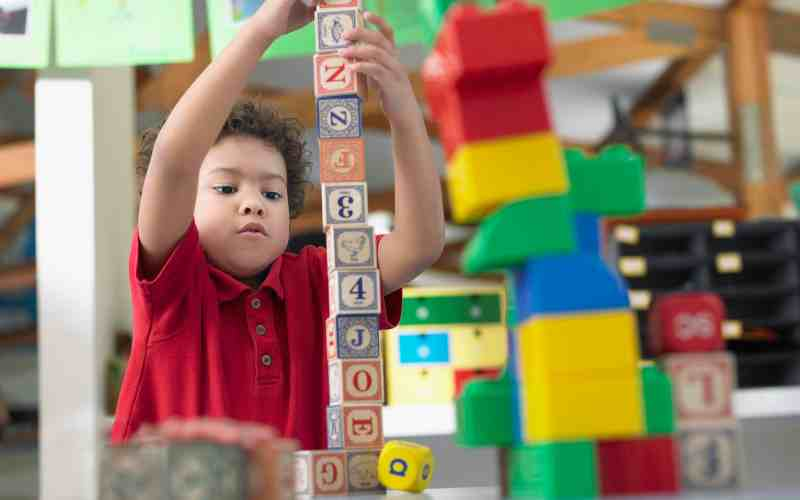 what to look for in a preschool checklist