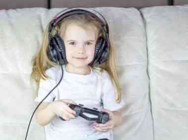 why do kids like video games