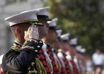 military charity