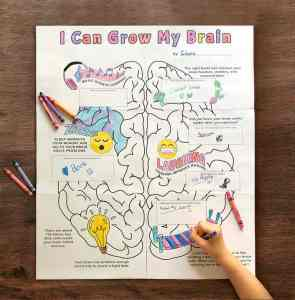growth mindset kit